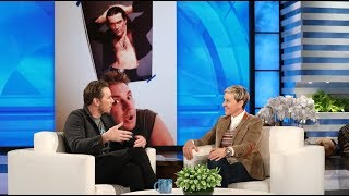 Dax Shepard Defends the Antonio Banderas Poster Above His Bed