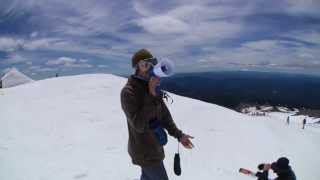 Session 2, 2013: Summer Snowboard Camp