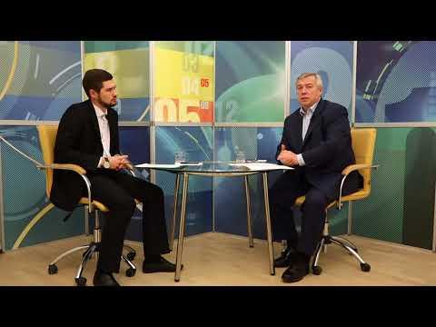 Интервью с губернатором Ростовской области Василием Голубевым