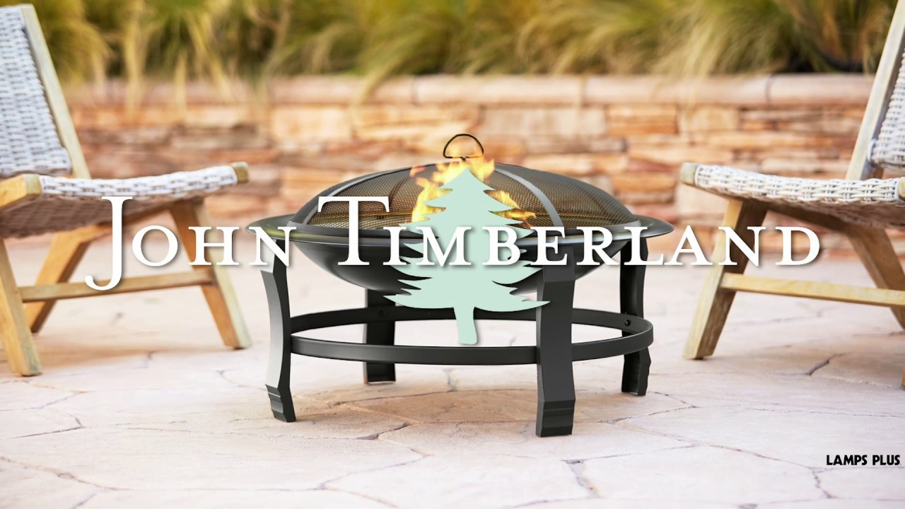 Capitan Outdoor Fire Pit