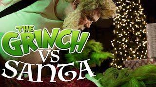 The Grinch vs Santa: An Original Action Comedy Film in 4K