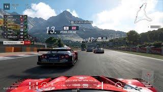 Gran Turismo™SPORT Daily Race 1103 Dragon Trail Nissan GT R GT500 Onboard