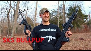 SKS Bullpup for $600!