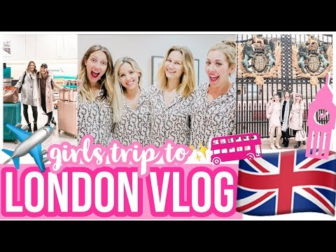 TRAVEL WITH ME TO LONDON! 🇬🇧✈️ MEETING MY FAVORITE YOUTUBER! TRAVELING DITL MOM VLOG