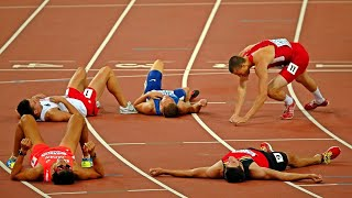 7 Impossible Comebacks in Running ● HD