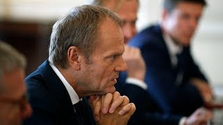 video: Brexit deal latest news:Donald Tusk says deal is ready, but there are 'certain doubts on the British side'