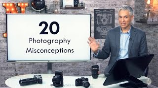 20 Things Most PHOTOGRAPHERS Get WRONG