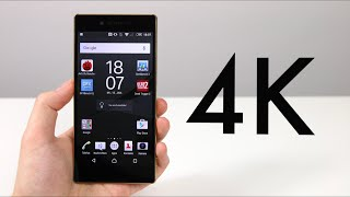 Review: Sony Xperia Z5 Premium (Deutsch) | SwagTab