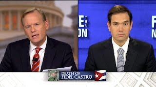 Full interview: Marco Rubio, November 27