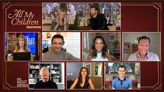 """""""All My Children"""" Cast Reunion Part 1"""