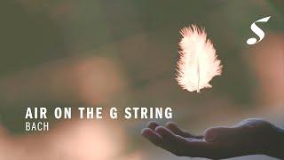 Air In G Johann Sebastian Bach Singapore Symphony Orchestra