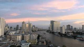 2015-05-29 Timelapse. Clouds over Bangkok