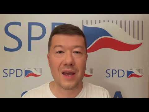 Tomio Okamura: NE placení politických neziskovek