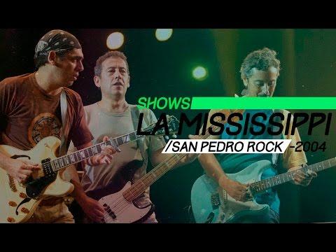 La Mississippi video Show Completo - San Pedro Rock II / Argentina 2004