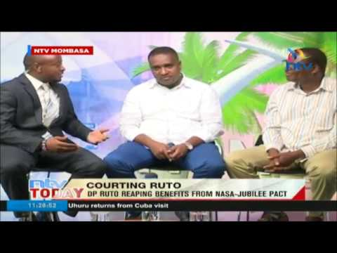 A look at the pros and cons for DP William Ruto following the Nasa-Jubilee agreement
