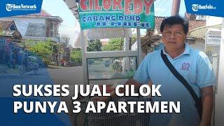 Kisah Harsono Penjual Cilok di Jember, Sukses hingga Punya 3 Apartemen dan 13 Rumah Kontrakan