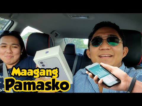IPHONE PARA KAY MAMA AT PAPA, APPLE WATCH NAMAN KAY JUNA