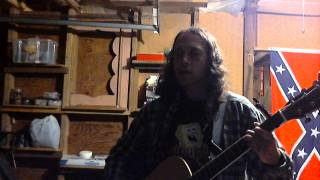 """""""Stronger Back"""" acoustic cover performed by Scott Matthews"""