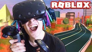 РОБЛОКC В ВИРТУАЛЬНОЙ РЕАЛЬНОСТИ!!! (ROBLOX VR)