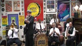 Preservation Hall Jazz Band @ Louisiana Music Factory 2009 - Special Appearance PT II