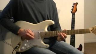Triump/ Follow your heart guitar solo