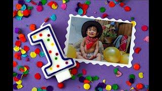 Cowboy Party   Carl Angelos 1st Birthday    CheFfrey