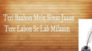 Tishangi | Title Track - Sunidhi Chauhan, Dev Negi (Lyrics)