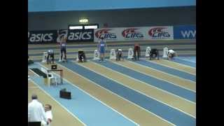 preview picture of video 'Ancona (24/2/13): Finale 60m Jun M dei Camp. Ital. Indoor'