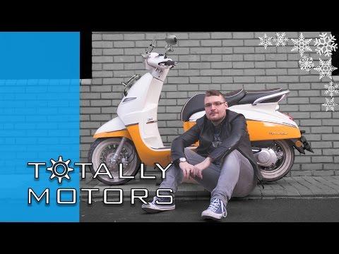 Peugeot Django Evasion – Road Test- HD | Totally Motors