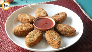 Beef Cutlets Recipe By Food Fusion (Ramzan Special)
