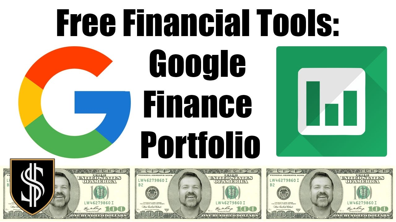 Free Financial Investment Tools: Setup a portfolio in Google Financing thumbnail
