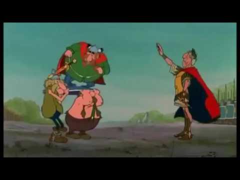 , title : 'Asterix erobert Rom auf bayerisch | kompletter Film'
