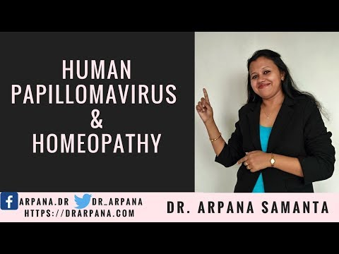 Hpv homeopathy treatment