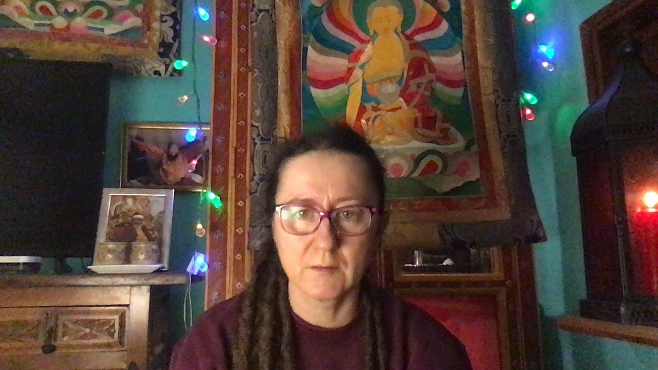 Lama Gangchen Tantric Self-Healing 2- Commentary by Lama Caroline - part 33 (EN)