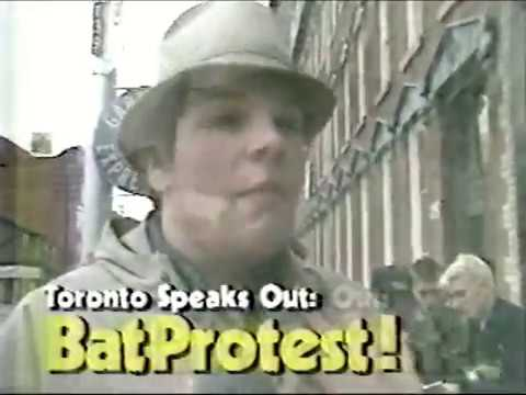 Download Citytv Batman Protest! (1984) HD Mp4 3GP Video and MP3