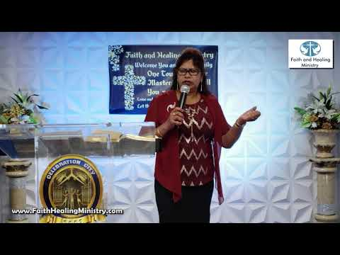 """Remember the Goodness of the Lord"" with Rev Farida Doodnauth"