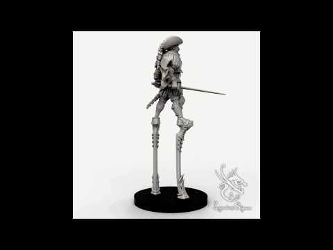 Chevalier de Batz 3D