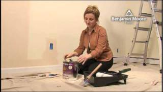 How To Paint Interior Spaces Featuring Regal® | Benjamin Moore