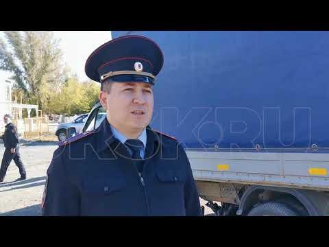 В Орске на улице Тобольской ГАЗель насмерть сбила мотоциклиста