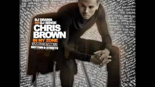 13. I Get Around - Chris Brown - In My Zone
