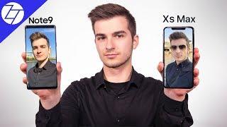 Apple iPhone XS Max VS Samsung Galaxy Note9 - The ULTIMATE Camera Comparison!