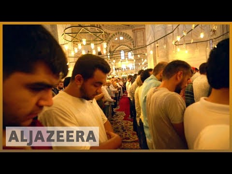 🇸🇾 🇹🇷 Yearning for the flavours of home: Syrian refugees' Eid in Turkey | Al Jazeera English