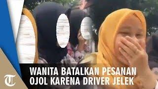 Viral Wanita Batalkan Order Ojek Online karena Anggap Driver Jelek: Jelek Sekali, Pa!