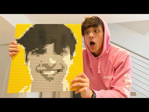 Hanno fatto la MIA FACCIA di LEGO! 🇬🇧- UK TRAVEL vlog