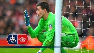 Download Video Best Goalkeeper Saves - 5th Round Emirates FA Cup 2015/16 | Top Five MP3 3GP MP4