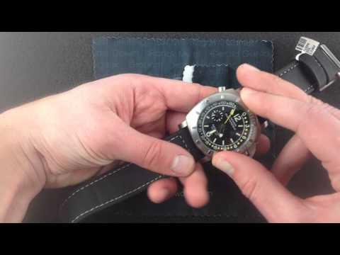 Panerai Luminor Submersible Depth Gauge PAM 193 Luxury Watch Review