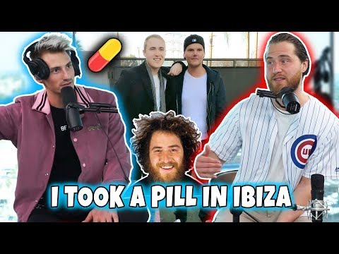 WHY HE TOOK A PILL IN IBIZA! Mike Posner OPENS UP To WALK ACROSS AMERICA! (Live Performance)