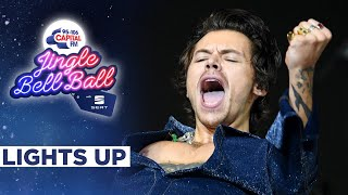 Harry Styles - Lights Up  At Capital's Jingle Bell Ball 2019  Capital
