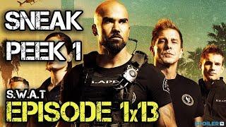 "S.W.A.T. - Episode 1.13 ""Fences"" - Sneak Peek VO #1"