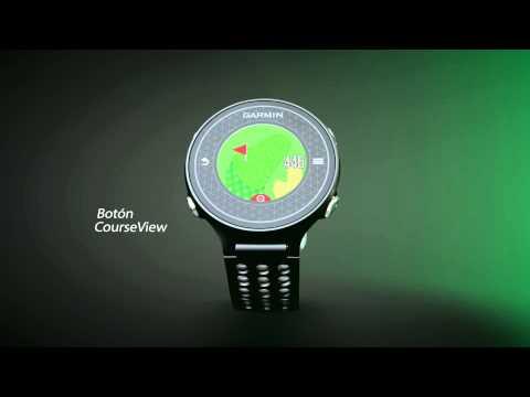 Garmin Approach S6: El reloj para golf más avanzado (Español)